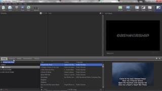 Vmix and Easy Worship quick tutorial