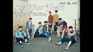 UNIT BLACK - Steal Your Heart [Female Version]