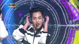 뮤직뱅크 Music Bank - POWER - EXO.20170915
