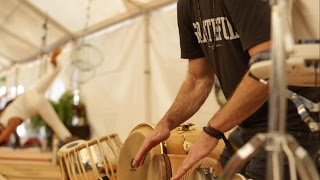 Druminyasa: Connecting Yoga with Live Drumming (Official)