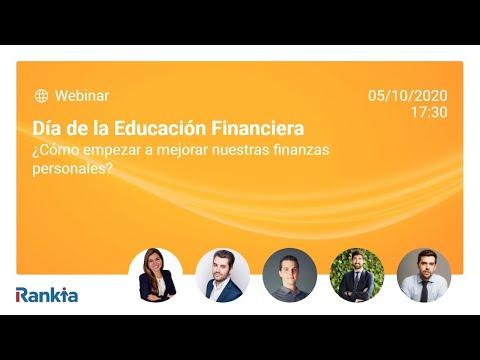 Un año más celebramos el 5 de octubre, Día de la Educación Financiera, acompañados de grandes nombres del ámbito de la inversión. En esta jornada analizamos la situación actual de la Educación Financiera en España, cómo empezar a mejorar nuestras finanzas personales y nuevas vías para seguir mejorando nuestros conocimientos financieros.