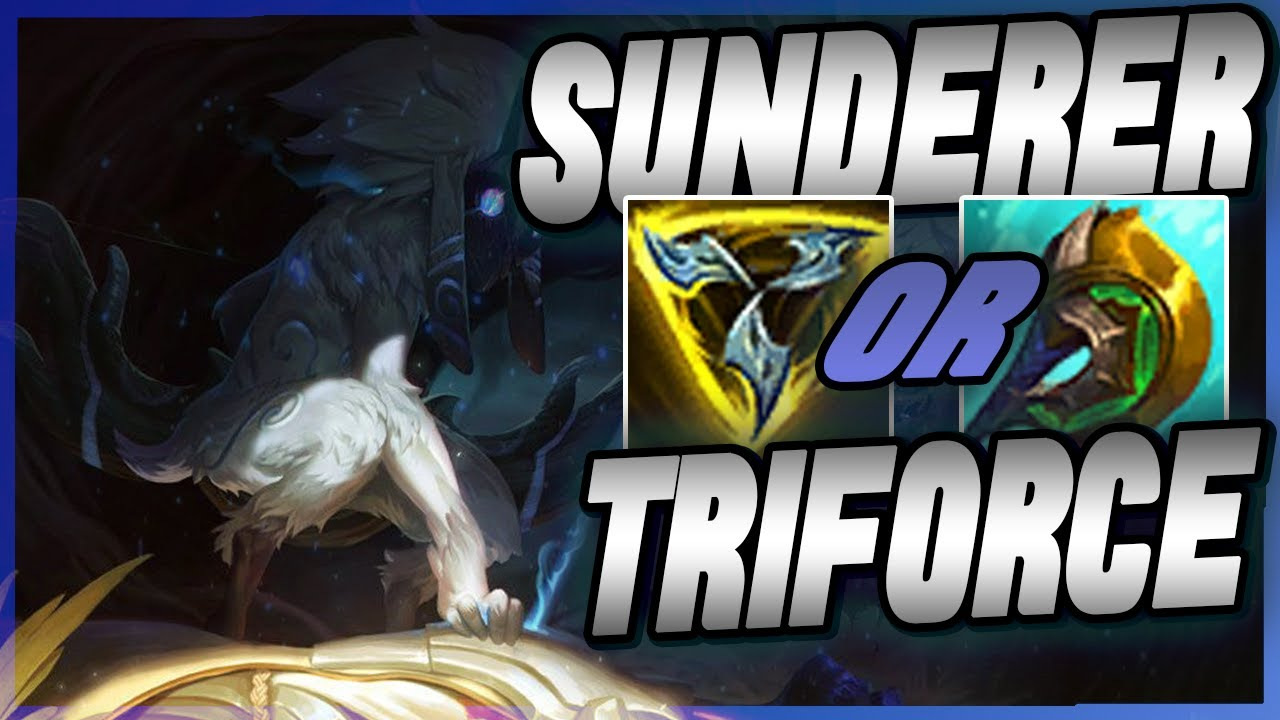 ForestWithin - SUNDERER KINDRED IS OVERPOWERED - CRAZY NEW SEASON 11 ITEM