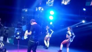 Arcángel - como tiene que ser (en vivo) Luna Park Argentina