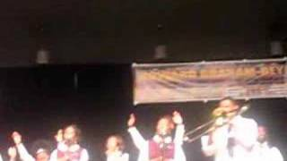 Tye Tribbett and GA at Azusa Part 3