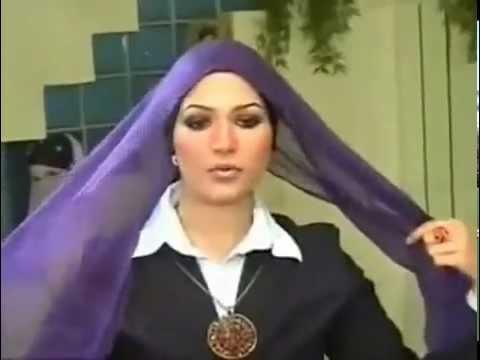 Şal Nasıl Bağlanır www.tesetturmarkagiyim.com ve www.tesettur.name