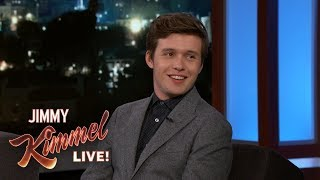 Nick Robinson on His Mom, His Roommate & His New Movie