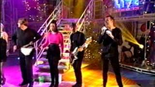 The Human League Tell Me When Live and Kicking