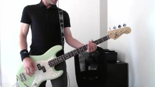Blink 182 - Good Old Days Bass Cover