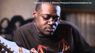 """Interview with Eric Gales """"E.W.S. Brute Drive"""""""