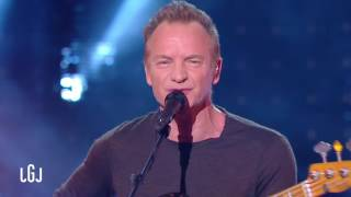 I Can't Stop Thinking About You - Sting - Le live du 09/12 - CANAL+