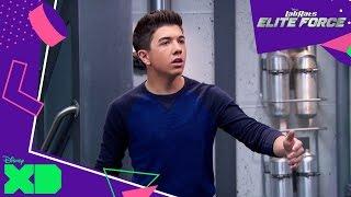 Lab Rats: Elite Force | The Superhero Code | Official Disney XD UK