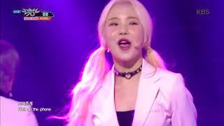 뮤직뱅크 Music Bank - 뿜뿜 - 모모랜드 (BBoom BBoom - MOMOLAND).20180223