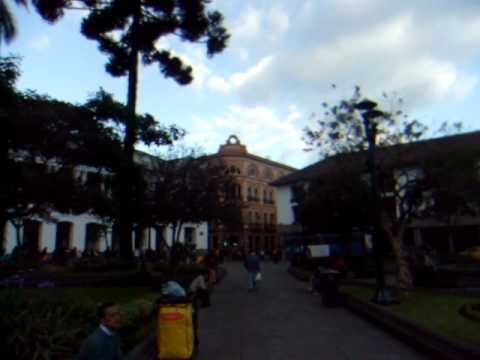 Plaza Grande – Quito – Ecuador – December 2010