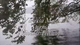 Vanessa Mae  *  Storm - Vivaldi  techno ♫•♫ ♫•¸.•´*¨`*•✿ ♥