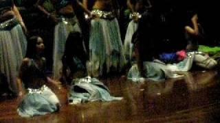 Hip Hop-Danza árabe Aka Suena
