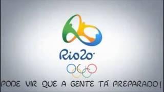 olimpiadas  2016 pegadinhas na nossa terra