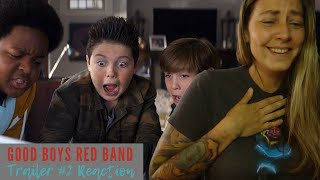 Good Boys Official Red Band Trailer #2 Reaction and Review!