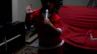 giovanna cantando byoncé
