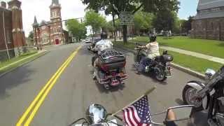 Sodus Bay Motorcycle Ride