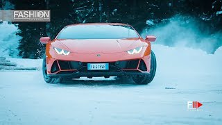 LAMBORGHINI CHRISTMAS DRIVE 2019 - Fashion Channel