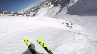 GoPro Line of the Winter: Martin Lentz - Fieberbrunn, Austria 03.30.16 - Snow