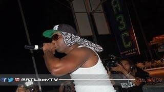 """Cadillacs & Chevys"" - Jarren Benton Live @ A3C Hip Hop Festival (Revolt TV Stage)"