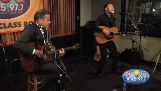 "David Gray - ""Fugitive"" on KFOG Radio"