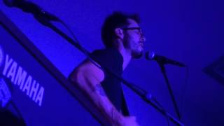"""Tony Lucca-""""Baby One More Time"""" Live @ The Listening Room 7/13/14"""