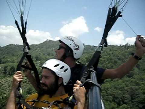 Pokhara Paragliding 1st