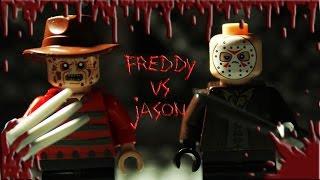 LEGO Freddy vs Jason (Halloween Special)