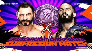 WWE Extreme Rules 2017 Match Card Full