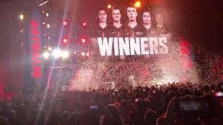 Live crowd reaction to Astralis winning Atlanta 2017 CSGO major against Virtus Pro!