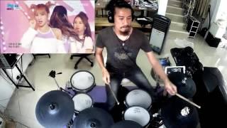 "TWICE(트와이스) ""TT""(Electric Drum cover by Neung)"