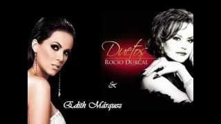 Edith Márquez & Rocio Durcal - ♫ La Gata bajo la lluvia (Letra)