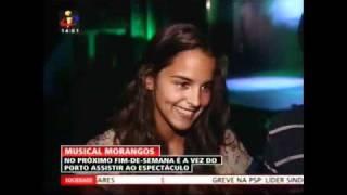 Sara Matos e Lourenço Ortigão - Bastidores MCA 7 nos coliseus