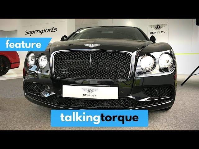 [4K] 2017 Bentley Flying Spur W12 S