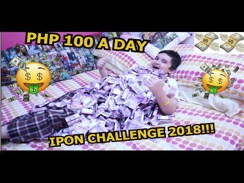Peso Sense Ipon Challenge 2019 Printable 28259 Video 4 100 Pesos