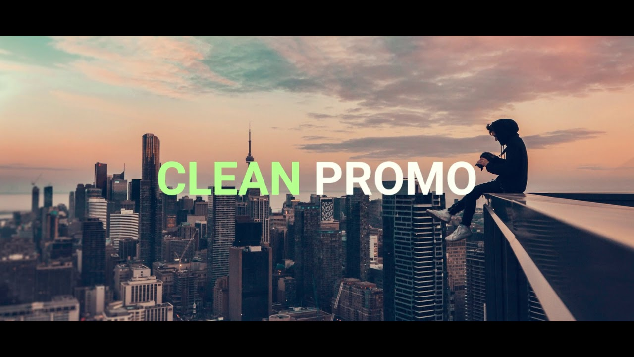 Urban Promo - Davinci Resolve Templates