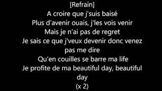 Damso - Beautiful (Lyrics)