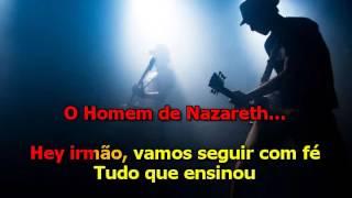 Antonio Marcos -  O Homem De Nazareth - Versão 2 - Karaoke