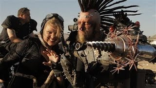 'Mad Max' Films Come to Life at Wasteland Weekend