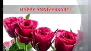 HAPPY ANNIVERSARY! to.. Greeting ECard ecards song songs poem lyric like Happy Birthday to you free