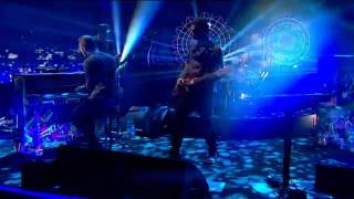 Coldplay - Paradise (Live On The Jonathan Ross Show) HQ