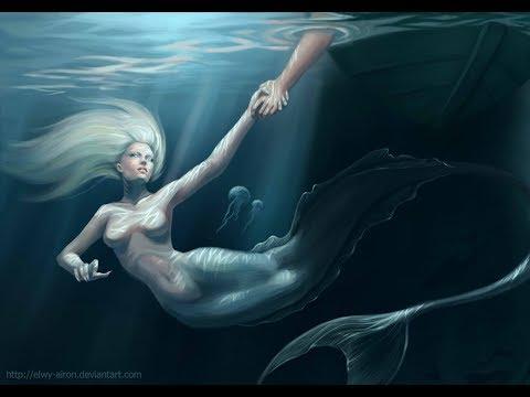 Mermaids En Espanol de Xandria Letra y Video