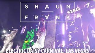 Shaun frank live at Electric daisy carnival las vegas 2016