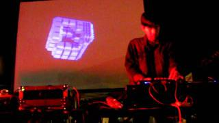 Nosaj Thing Live Clip 2 -Low End Theory Stage Eagle Rock Music Festival 2011.AVI