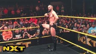 Finn Bálor se despide de los fans de NXT
