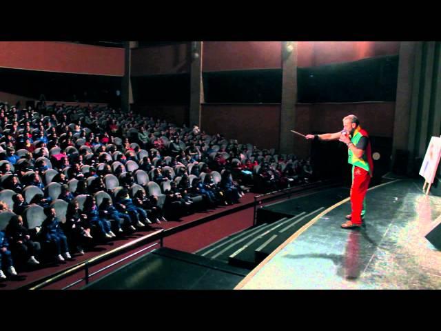 Vídeo del proyecto educativo El Rock se Cuela en la Escuela de En Espera