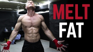 How to Melt Fat Fast with this Intermittent Fasting Schedule and HIIT Sprints