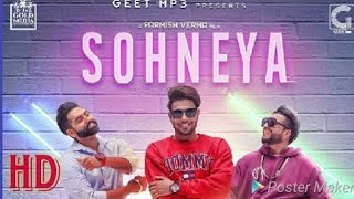 SOHNEYA(Teaser)Guri Feat.Sukhe| Parmish Verma| Latest Punjabi Songs 2017.